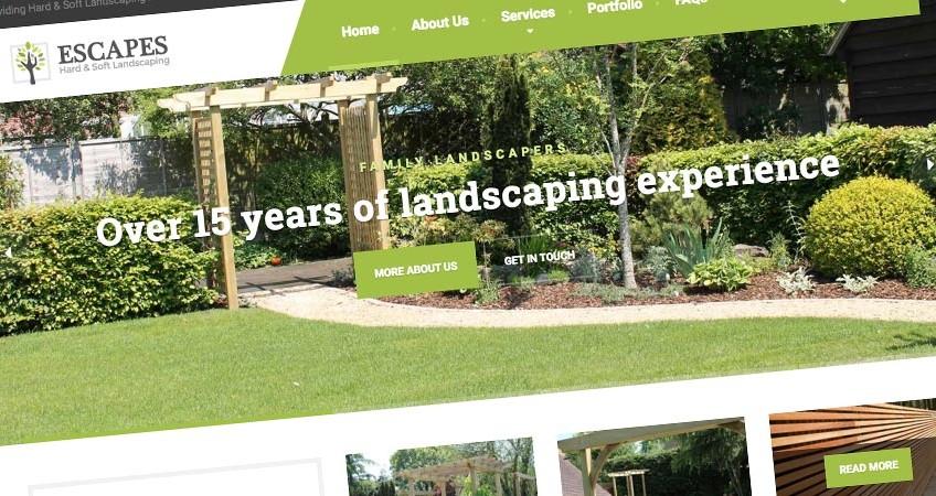 new-website-escapes-landscaping-fareham-news