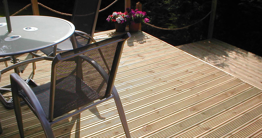 Garden Decking Fareham Escapes Landscaping