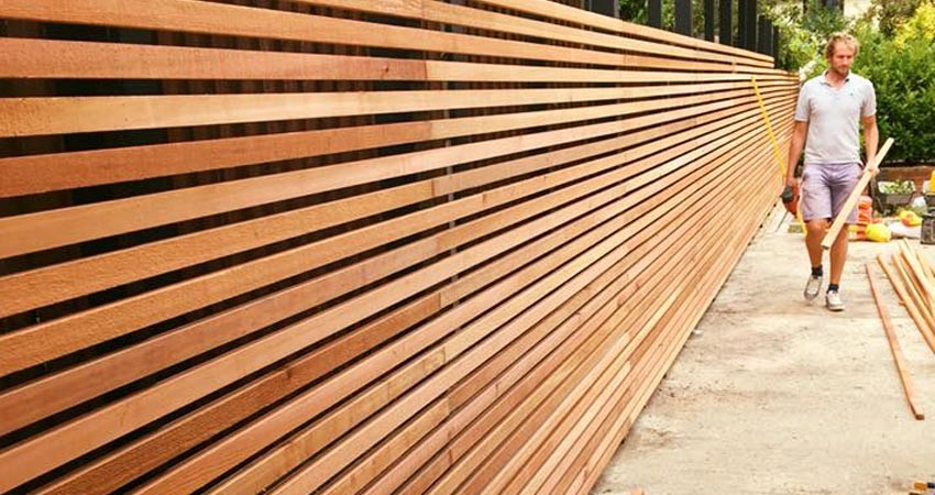Garden Fencing Fareham Escapes Landscaping