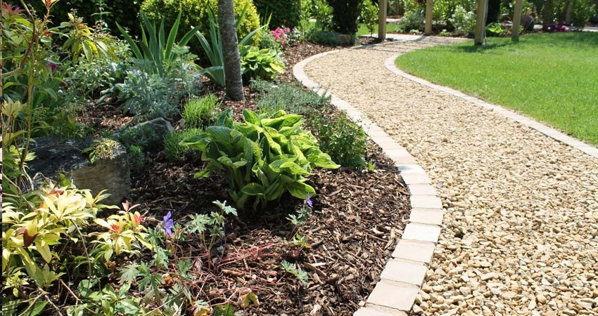Landscape design build escapes landscaping fareham for Hard landscaping