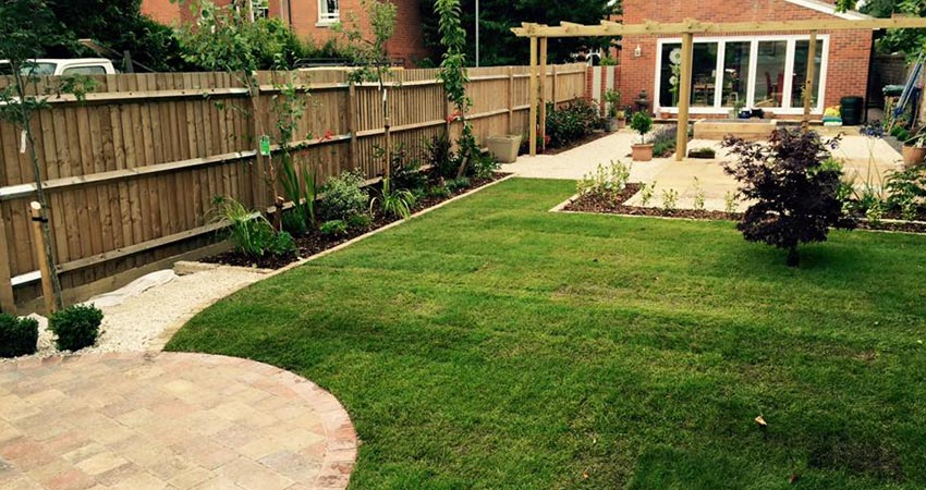 Fareham Hampshire Landscapers Escapes Landscaping