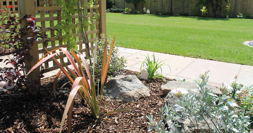 Soft landscaping escapes landscaping Fareham