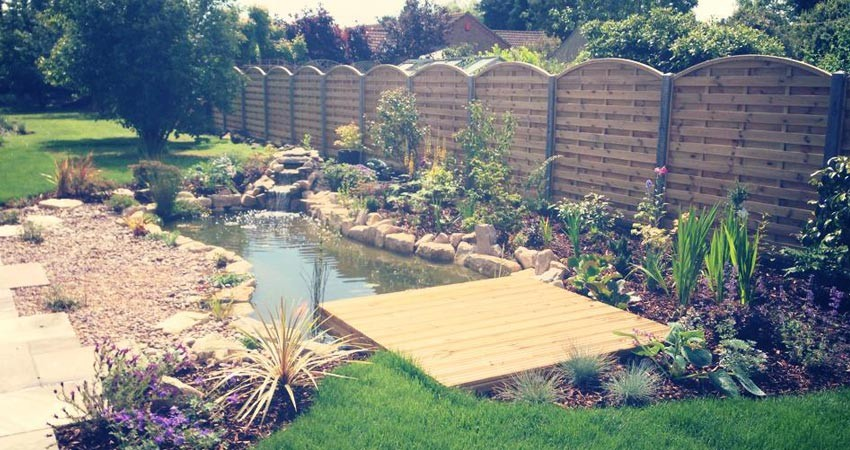 Water Gardens Fareham Escapes Landscaping
